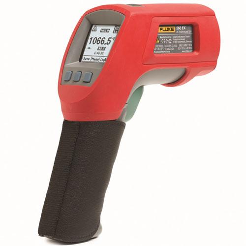 Temperaturmåler laser