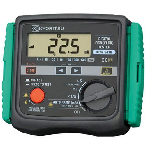 Kyoritsu on Multifunction Digital Meter Ac