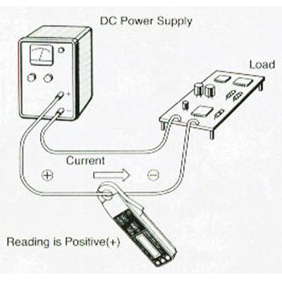 Cara Mengukur Arus DC Dengan Tang Ampere